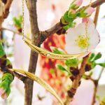 人気セレクトショップ発!桜モチーフアクセサリーでお花見気分♡のサムネイル画像