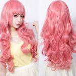 ピンクのウィッグで大変身!人気のヘアスタイルをご紹介します!!のサムネイル画像