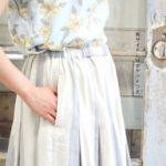 小さいさんでも大丈夫!ワイドパンツ&スカーチョで大人可愛く♡のサムネイル画像