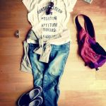 優秀!今年の春夏はジーユー(GU)のtシャツを活用しよう♡のサムネイル画像