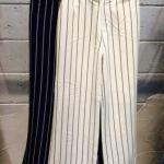 ストライプのワイドパンツはこの春も使えるファッションアイテム♡のサムネイル画像