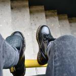 【ドクターマーチンのブーツ】実は色んなコーデに使いやすいっ!のサムネイル画像
