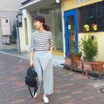 夏はワイドパンツを使ったコーデがオシャレで可愛さ満点です♡のサムネイル画像