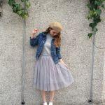 レディースのジージャンが可愛い♡コーデがオシャレ度満点♡のサムネイル画像