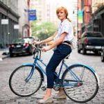自転車だっておしゃれに。アクセサリーでオリジナル自転車はいかが?のサムネイル画像