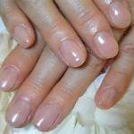 ジェルネイルの基本!クリアジェルでシンプルで清潔感のある指先に♡のサムネイル画像