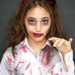【ハロウィンメイク】ぜひ試したい「ゾンビメイク」の色々教えます!のサムネイル画像