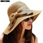 かわいさUP!水着に合う!おしゃれな帽子!紫外線対策にも◎のサムネイル画像