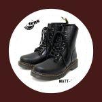 ドクターマーチンの靴は雨の日履くのは控えたほうがいいのかのサムネイル画像