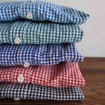 どの色がお好み?レディースのチェックシャツのコーデが可愛い♡のサムネイル画像