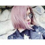 ピンクグラデーションカラーが可愛い!ロング~ショートまで楽しめるのサムネイル画像