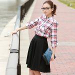 おしゃれなレディースファッションのコーディネートをご紹介☆のサムネイル画像