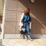 レディースコーデはブランドデニムでワンランクアップしよう!のサムネイル画像
