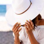 【つば広帽子】これから夏にかけて大活躍のおしゃれなつば広帽子!のサムネイル画像