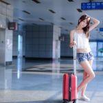 旅行に便利!オシャレで万能スーツケース*ブランド別ランキング!のサムネイル画像