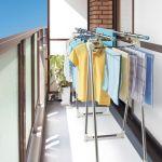 ベランダに洗濯物を干すときに便利なアイテムを集めました☆のサムネイル画像