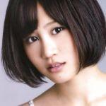 前田敦子の髪型はボブが1番カワイイ!前田敦子のボブ画像まとめのサムネイル画像