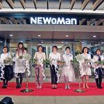 新宿にオープン!NEWoManの魅力とBEAMSの限定アイテムを紹介!のサムネイル画像