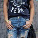 【レディースロゴTシャツ】Tシャツスタイルならロゴ入りがアツイ♡のサムネイル画像