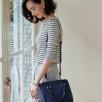 小さいのに存在感のある人気のかわいいミニバッグでお出かけ♡のサムネイル画像
