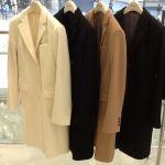 おしゃれ♡白のチェスターコートはかっこよく、そして可愛い♡のサムネイル画像