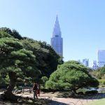 彼と一緒のまったり休日デートは都会のオアシス「新宿御苑」で!のサムネイル画像