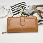 どんなの欲しい? おしゃれなレディースのお財布、長財布をご紹介!のサムネイル画像