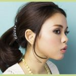 【大きいサイズのバナナクリップ】を使ったお勧めヘアスタイル!のサムネイル画像
