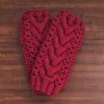 ちょっと寒くなったら、印象的な赤の手袋でコーデしちゃおう♡のサムネイル画像