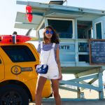 【ショートサロペット】夏なら絶対ショート丈のサロペット♡のサムネイル画像