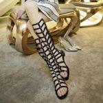 今年のレディースグラディエーターサンダルはどんなデザインが人気?のサムネイル画像