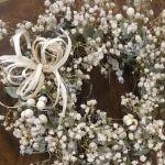 自宅で簡単に作れる、かすみ草のドライフラワーで花のある暮らし。のサムネイル画像