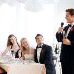 結婚式のスピーチは注意点やNGがいっぱいあるからとっても大変!!のサムネイル画像
