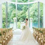 ワガママが全て叶う、ホテル椿山荘東京で憧れの結婚式を挙げよう☆のサムネイル画像
