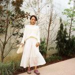 冬は白ニットで可愛いコーデを♡オシャレさんを目指しましょう♡のサムネイル画像