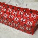 目立つ!簡単!かわいい!すてきなボックスティッシュケースの作り方のサムネイル画像