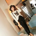 黒スキニーのおすすめのコーデを紹介♡便利ファッションアイテム♡のサムネイル画像