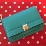 ハッピー♪グリーンの財布で可愛くお出かけ♡おすすめブランド5選♡のサムネイル画像
