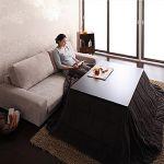 こたつとソファの組み合わせがトレンド!人気のこたつソファを紹介のサムネイル画像