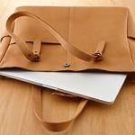 女性でも使いやすい!おしゃれでかわいい3wayのビジネスバッグのサムネイル画像