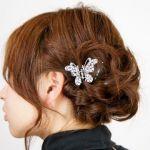 ロングヘアのステキな髪型アレンジ集‼アップ、ハーフアップetcのサムネイル画像