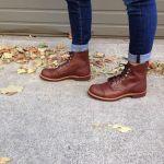 【レッドウイングブーツ】アメリカ発おしゃれワークブーツ♡のサムネイル画像