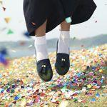 お手軽プライスでトレンドデザイン♡ORiental TRafficの靴はいかが?のサムネイル画像