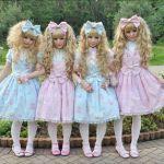 見ているだけでも可愛い♡ロリータファッションの種類別コーデのサムネイル画像