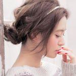 少しでも小顔になりたい!そんな願いを叶えるヘアアレンジまとめ♡のサムネイル画像