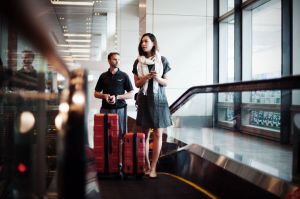 シンプルで無駄のない 無印のキャリーバッグが優秀なんです!のサムネイル画像