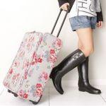 【旅行好き必見!】おすすめのキャリーバッグをご紹介します☆のサムネイル画像