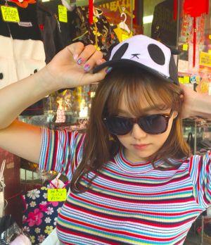 海外の雑誌でも話題!グラビアプリンセス篠崎愛の魅力満載♡♡のサムネイル画像