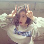 憧れの外国人風に♡オシャレなアッシュカラーの色見本カタログのサムネイル画像