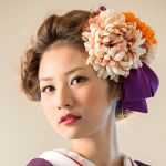 和装にぴったり似合う色んな種類のウィッグとアレンジ集を紹介♡のサムネイル画像